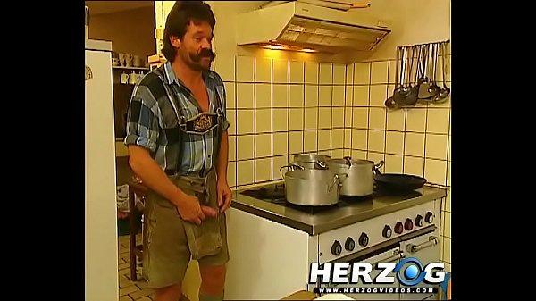 Gefickt sie während sie kochen